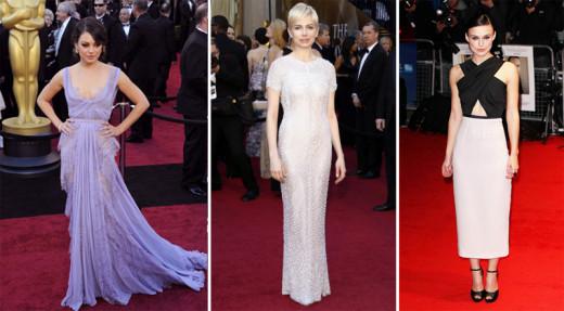 Tri pogrešno odabrane haljine